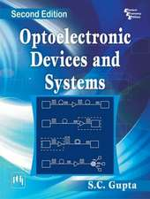 S. C., G:  Optoelectronic Devices and Systems