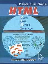 Drag & Drop HTML