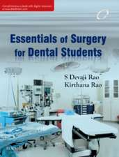 Essentials of Surgery for Dental Students