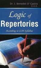 Logic of Repertories