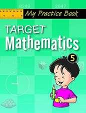Target Mathematics-5