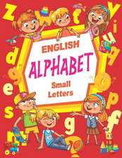English Alphabet Small Letters