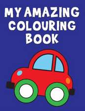 My Amazing Colouring Book