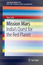 Mission Mars: India's Quest for the Red Planet