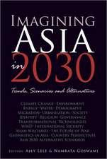 Imagining Asia in 2030:  Trends, Scenarios and Alternatives