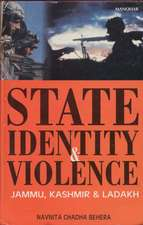 State Identity and Viloence