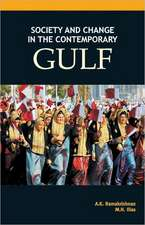 Society & Change in the Contemporary Gulf