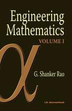 Rao, G:  Engineering Mathematics: Volume I