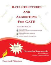 Data Structures and Algorithms for Gate
