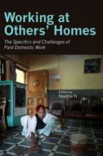 Working at Others′ Homes – The Specifics and Challenges of Paid Domestic Work