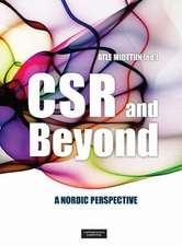 CSR & Beyond