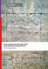 COMMENTARY ON THE LAW OF THE I