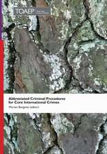 ABBREVIATED CRIMINAL PROCEDURE
