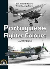 Portuguese Fighter Colours 1919-1956:  Piston-Engine Fighters