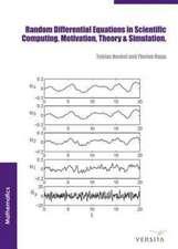 Random Differential Equations in Scientific Computing