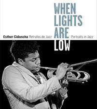 Esther Cidoncha:  Portraits of Jazz