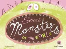 Sweet Monsters of the World: Make Your Own Paper Animals