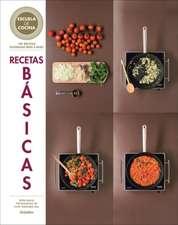 Recetas básicas (Serie: Escuela de cocina) / Basic Recipes