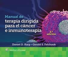 Manual de terapia dirigida para el cáncer e inmunoterapia