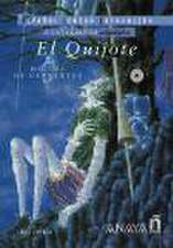 El Quijote + 2 CDs