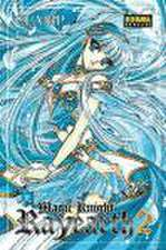 Magic Knight Rayearth II, 2