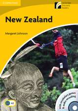 New Zealand Level 2 Elementary/Lower-intermediate Book with CD-ROM/Audio CD Pack