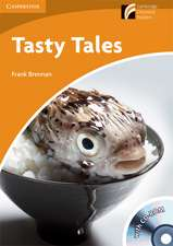 Tasty Tales Level 4 Intermediate Book with CD-ROM and Audio CDs (2) Pack