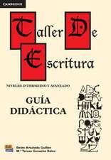 Taller de escritura: Guía didáctica