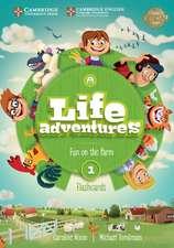 Life Adventures Level 1 Flashcards: Fun on the Farm
