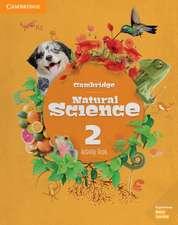 Cambridge Natural Science Level 2 Activity Book
