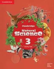 Cambridge Natural Science Level 3 Activity Book