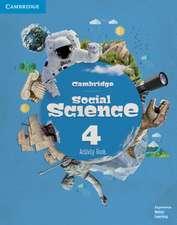 Cambridge Social Science Level 4 Activity Book