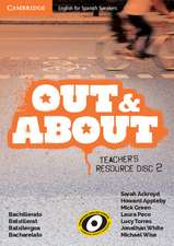 Out and About Level 2 Teacher's Resource Disc