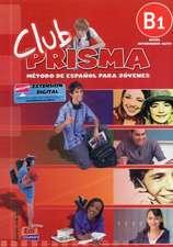 Club Prisma B1 - Libro de alumno + CD