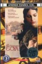 Los fantasmas de Goya Book + CD