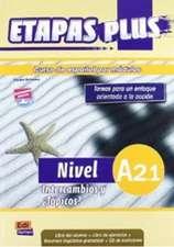 Etapas Plus A2.1 - Libro del alumno