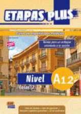 Etapas Plus A1.2 - Libro del alumno
