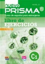 Nuevo Prisma C1 Workbook Plus Eleteca and Audio CD:  Answers Book
