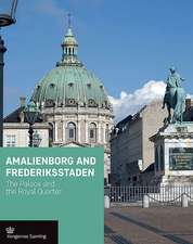 Amalienborg and Frederiksstaden