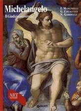 Mancinelli, F: Michelangelo. Il Giudizio universale. Con fas