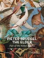Pieter Bruegel the Elder's Fall of the Rebel Angels