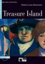 Treasure Island+cd:  Magic, Witches and Vampires [With CD]