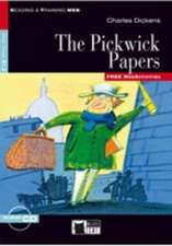Pickwick Papers+cd New