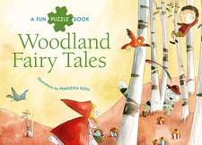 Woodland Fairy Tales: A Fun Puzzle Book