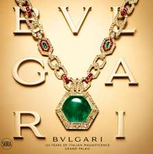 Bvlgari:  125 Years of Italian Magnificence, Grand Palais