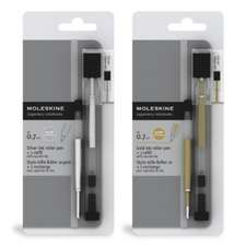 Moleskine Classic Roller Pen Metallic Gold - Medium 0.7mm