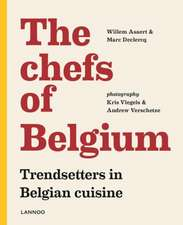 The Chefs of Belgium