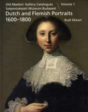 Dutch and Flemish Paintings 1600-1900: Portraits