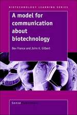 A model for communication about biotechnology