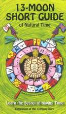 13-Moon Short Guide of Natural Time: Learn the Secrets of Having Time